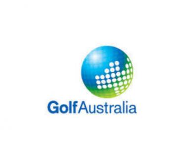 Golf Australia Logo