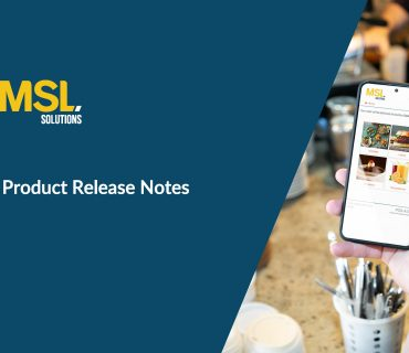 Product Release Notes